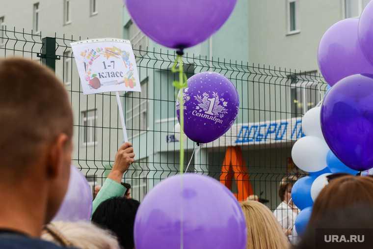 Челябинская область образование дети школа зачисление в первый класс