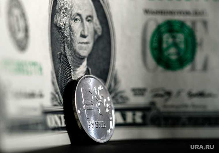 Доллар и евро установили рекорды на Мосбирже