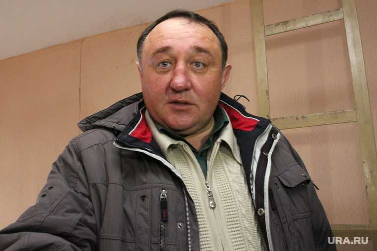 Першин Юргамыш отставка