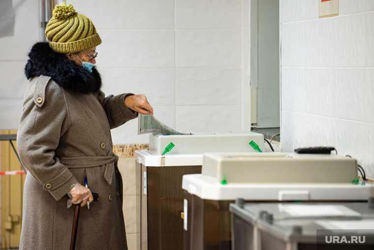 Госдума изменила правила проведения выборов в России