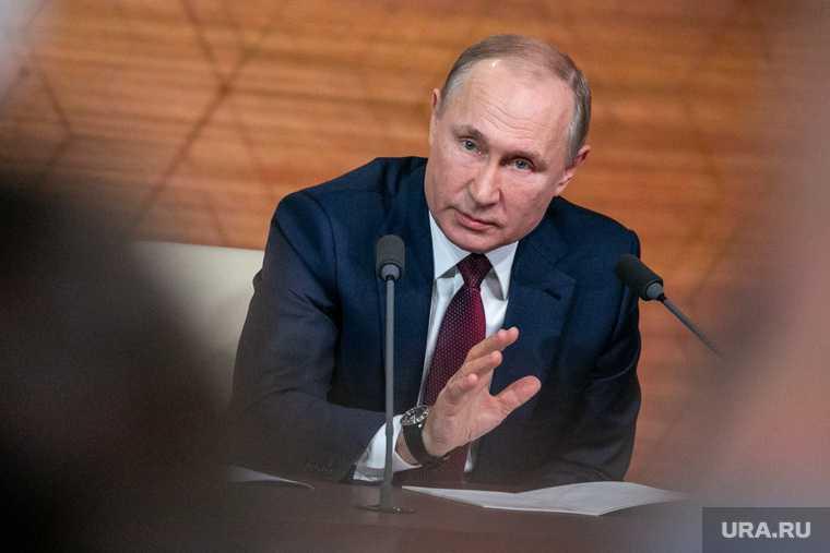 выборы президента в России