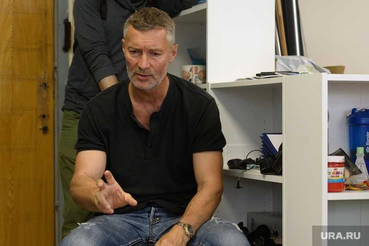 Евгений Ройзман Mr.Credo ЛГБТ Екатеринбург