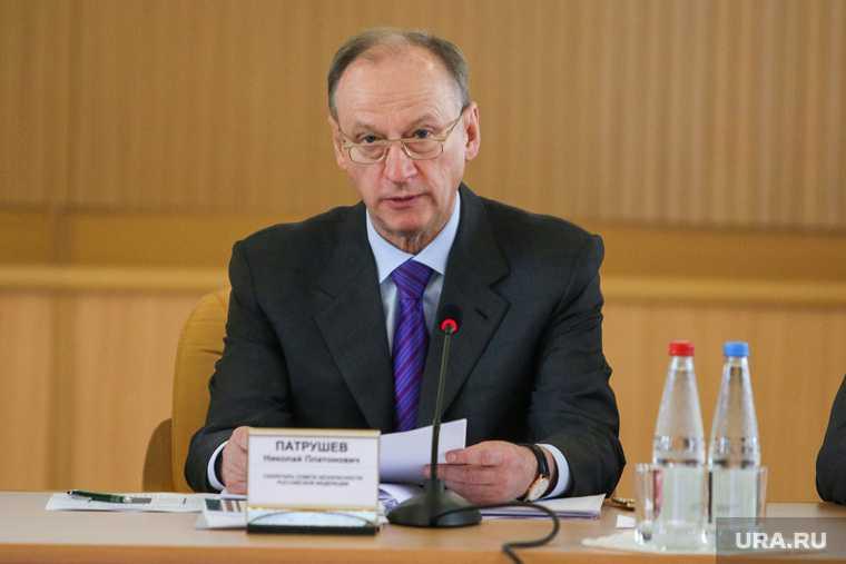 Секретарь Совета Безопасности Патрушев молодежная политика