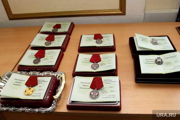 Путин наградил орденами и званием жителей ЯНАО