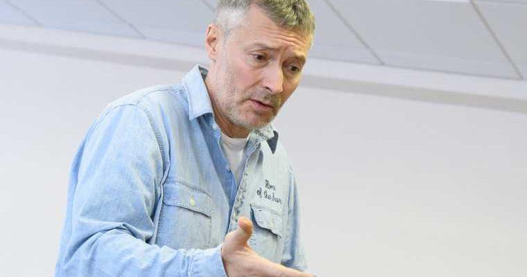Евгений Ройзман Екатеринбург Mr. Credo перепалка