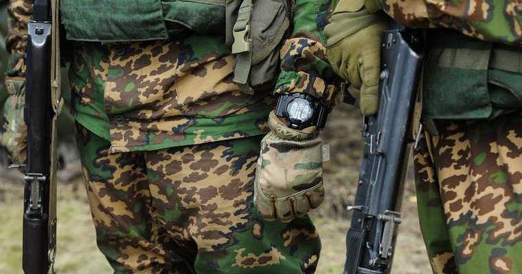 привлечение российских добровольцев в Донбасс
