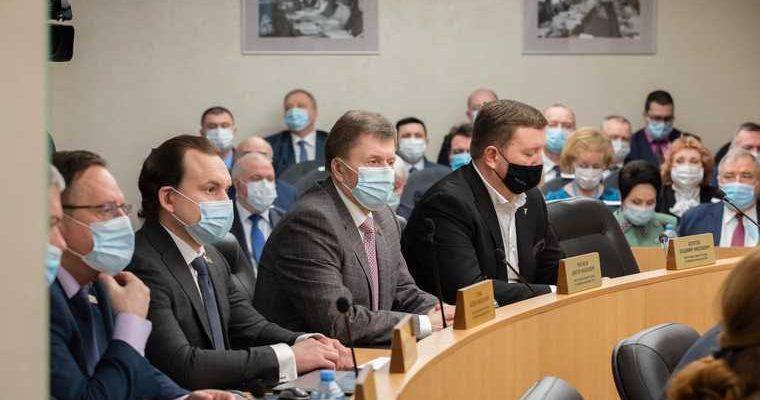 депутат Барсов заместитель главы Гуменюк экс-вице-мэр Жердев депутат Иваницкий ХМАО