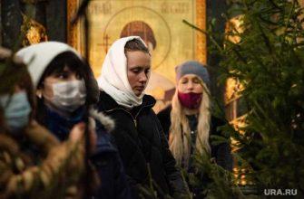 коронавирус ограничения Свердловская область Пасха храмы карантин 1 мая 9 мая