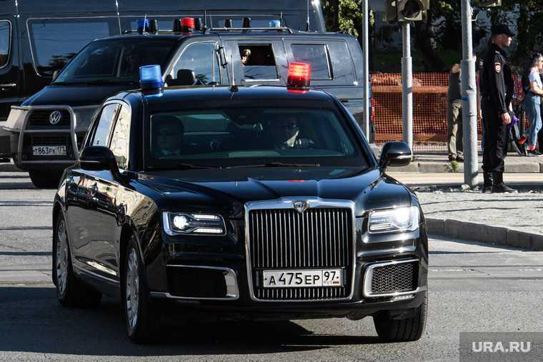 автомобиль Владимир Путин Aurus Senat когда будет в продаже Минпромторг РФ