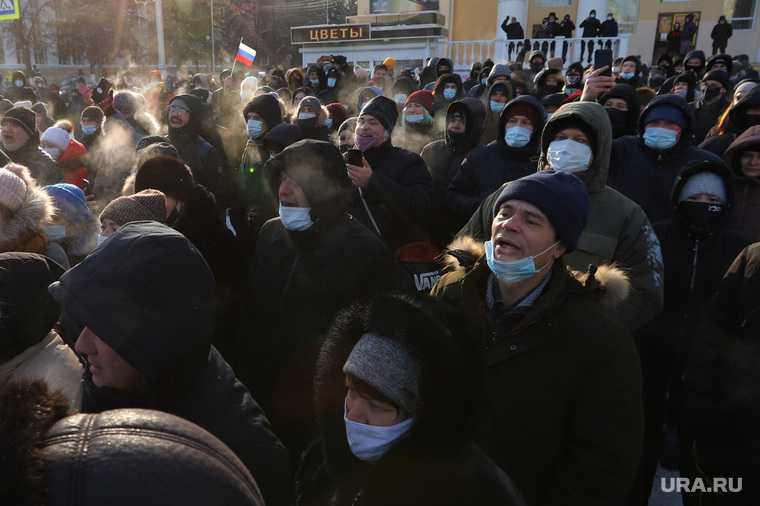 штаб Навального Курган