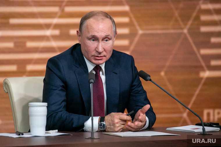Владимир Путин зарплата повышение космонавты озвучил