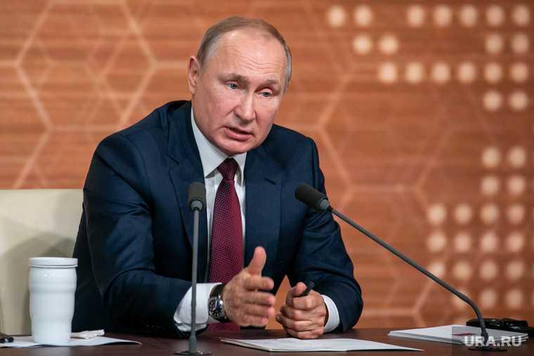 Путин призвал усилить ответственность за утилизацию отходов