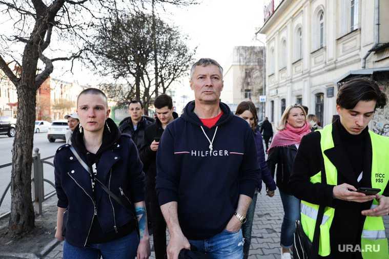выборы Госдума выдвижение Ройзман Екатеринбург