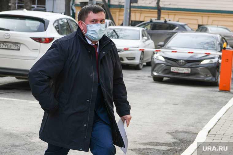заместитель губернатора Свердловская область Алексей Шмыков выборы