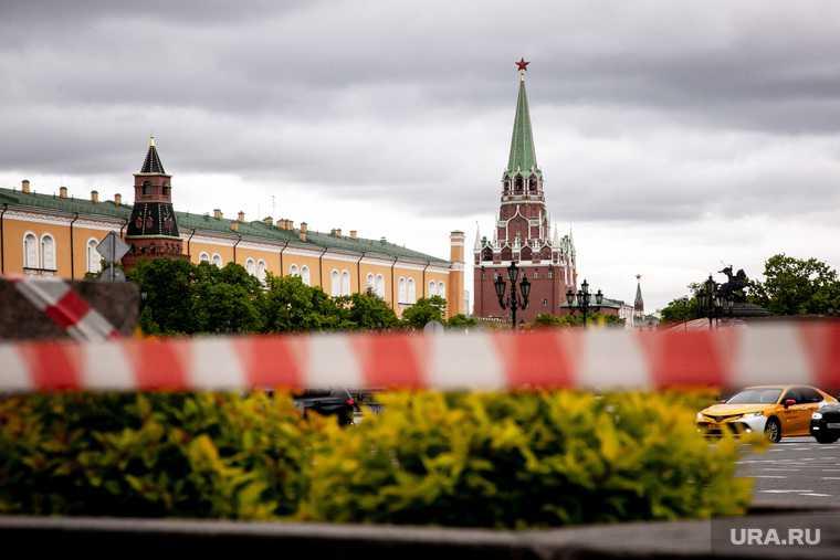 новые правила поведения Кремль туризм Московский Кремль Россия