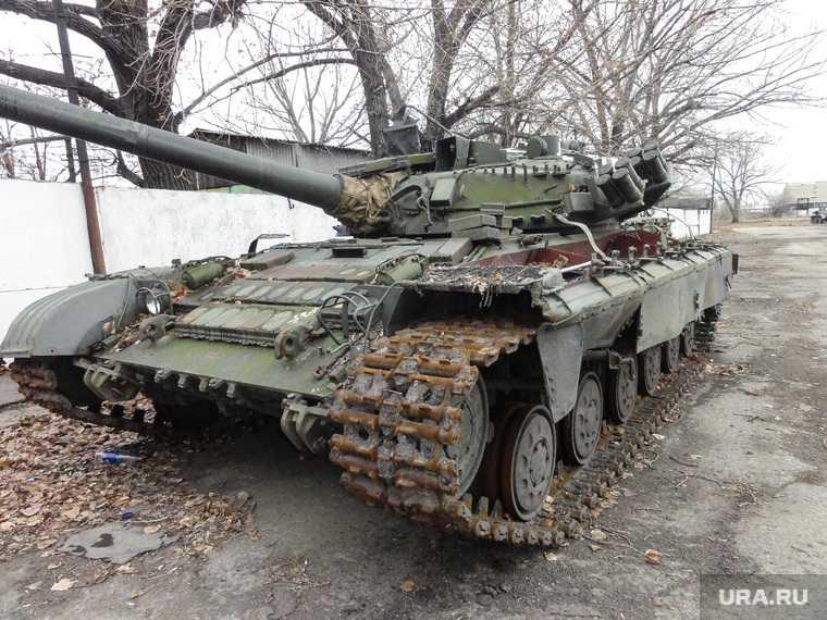 Украина попросила у Германии оружие