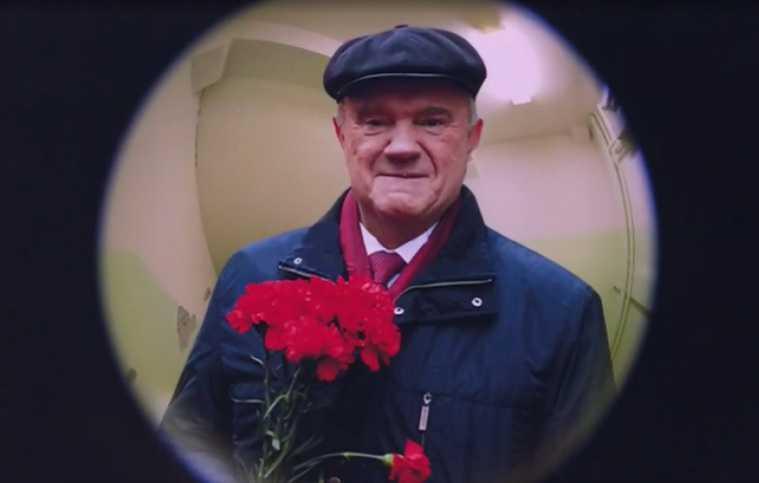 Ургант придумал неожиданный подарок на юбилей Жириновского. Фото