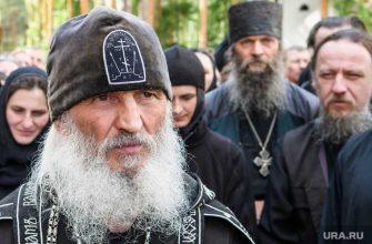 отец сергий монастырь штурм приставы