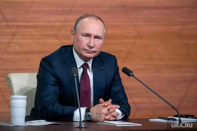 допуск журналистов на послание Путина