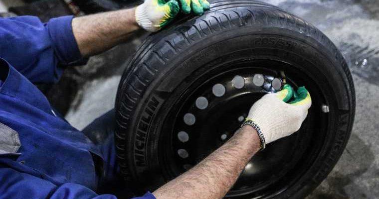 в Перми вырос спрос на б/у шины