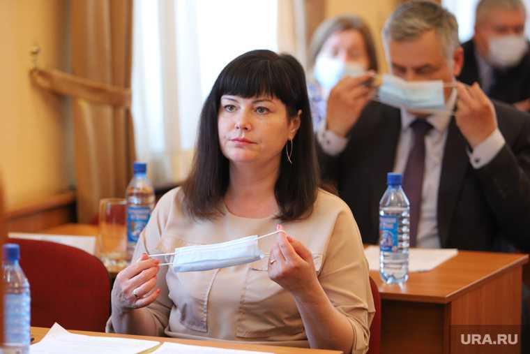 отставка главы Кургана Антона Потапова