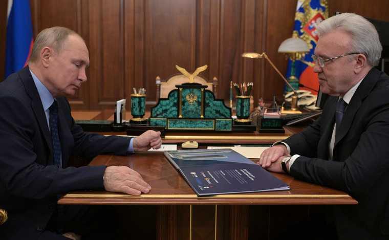 Путин начал борьбу заопасный для власти регион