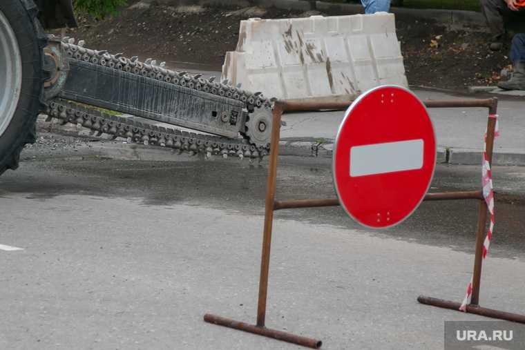 центр Перми временно закроют для транспорта
