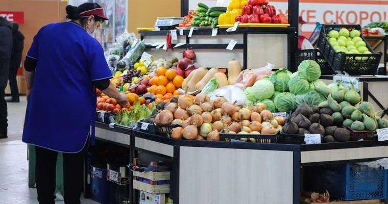 В России подорожали овощи