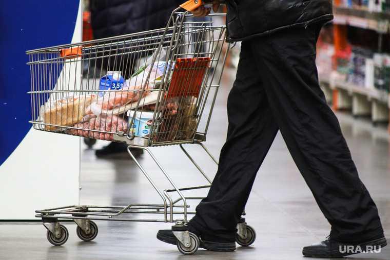 Екатеринбург подорожали продукты