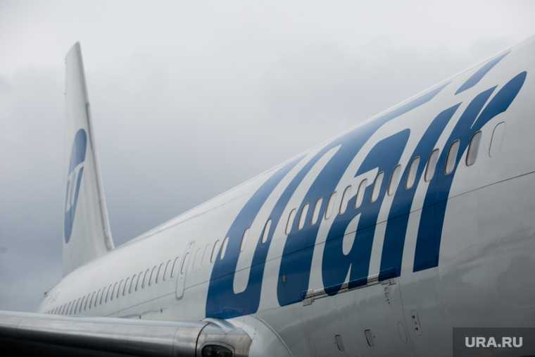 Utair отменила рейсы из Москвы в Курган