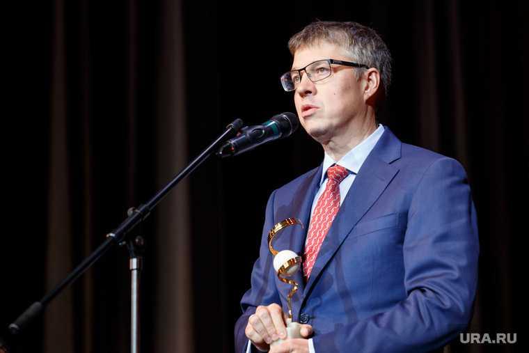 Илья Борзенков экс вице мэр Екатеринбурга