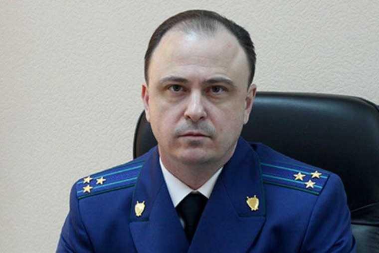 прокуратура Свердловская область назначение прокурор Борис Крылов Новосибирск