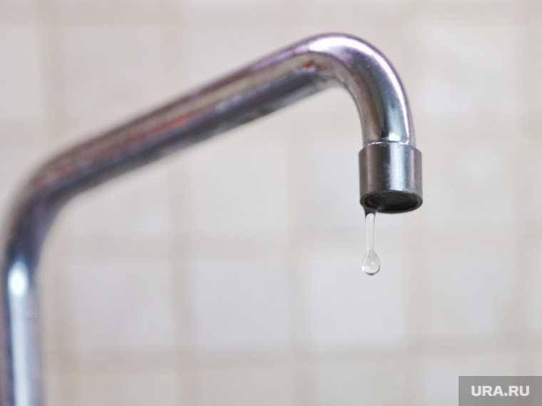 новости хмао отключение горячей воды нет воды ремонтные профилактические работы диагностика систем водоснабжения