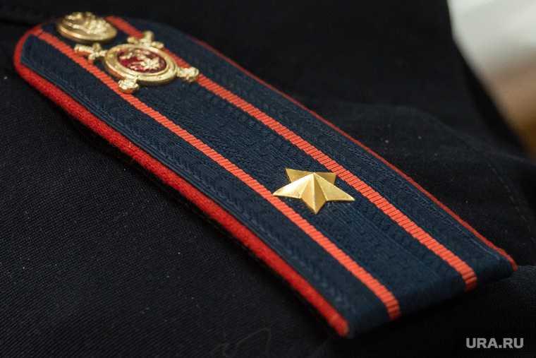 ЯНАО полиция назначения руководители