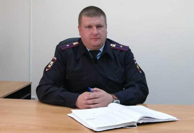 Начальником полиции Уренгоя стал оперуполномоченный