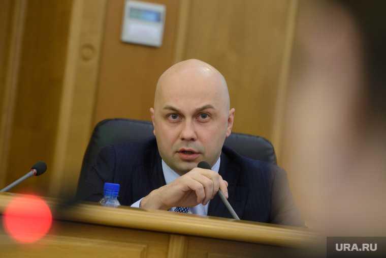 Заседание комиссии по местному самоуправлению Екатеринбургской гордумы. Екатеринбург