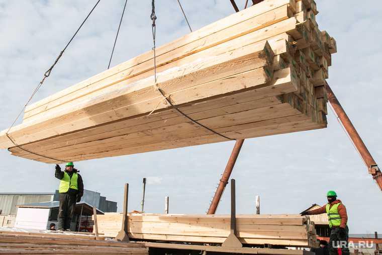 коттедж строительство дерево дефицит цена рост