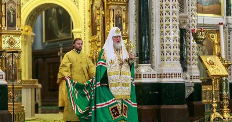 Власти РФ введут новые привилегии для церкви