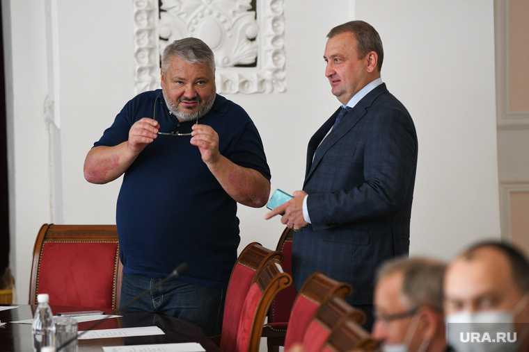 Совет неравнодушных граждан в администрации Екатеринбурга. Екатеринбург