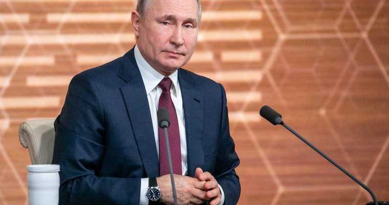 Путин СССР Германия