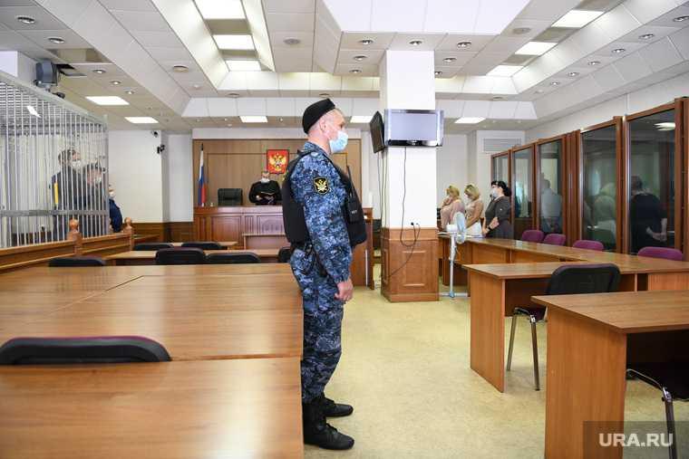 Приговор убийцам Катаргиной. Екатеринбург